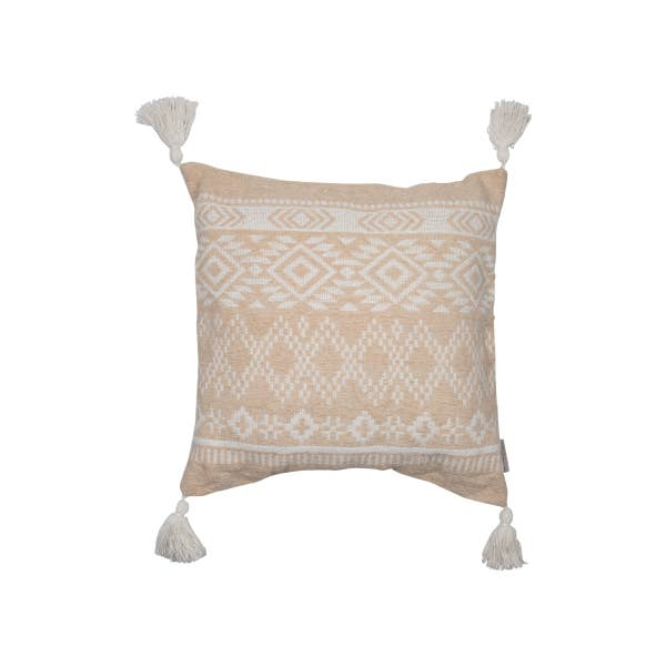 nelly woven pillow
