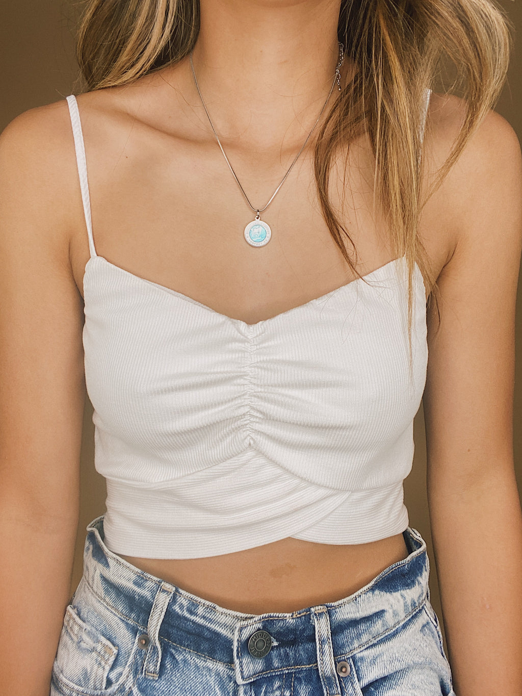 golden graphic tee