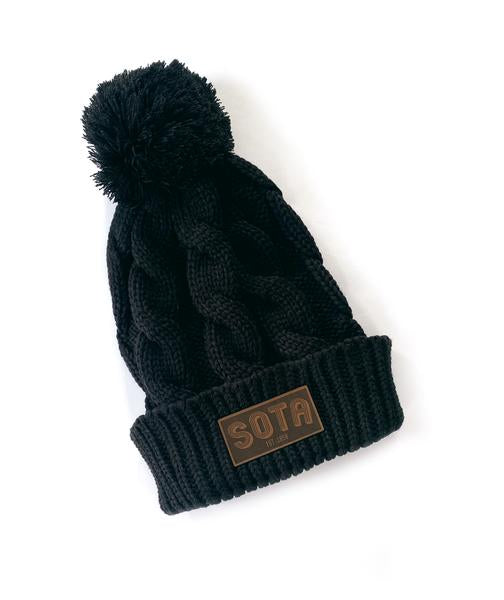 sota cable beanie