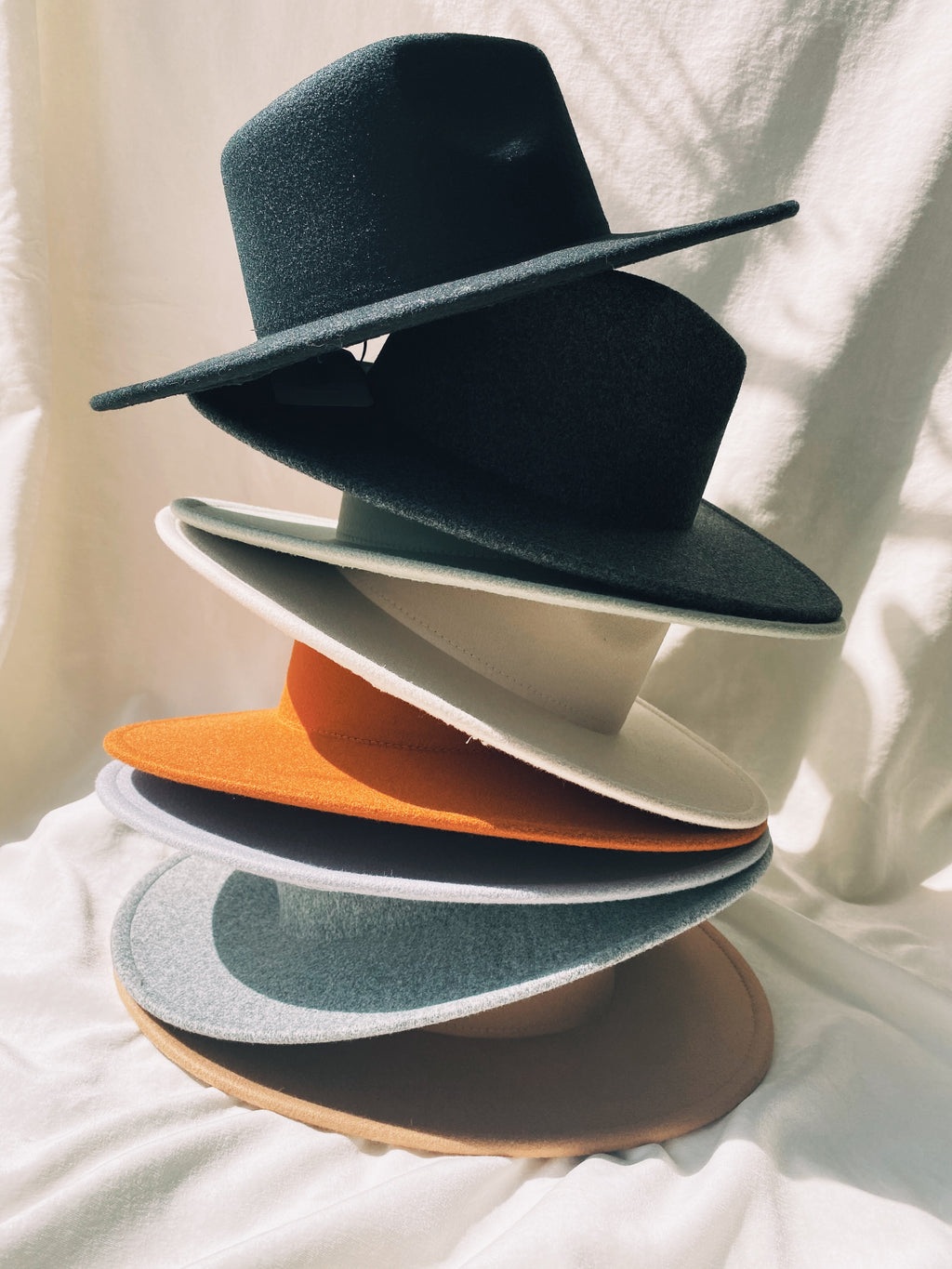 the veda wide brim hat