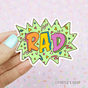 turtle soup stickers