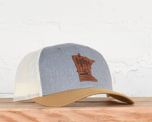 birchwood snapback hat