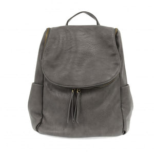 kerri side pocket backpack