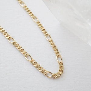 figaro chain choker necklace