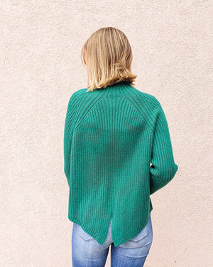 izzie ribbed sweater