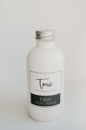 raw. TONE facial toner