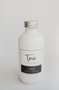 raw. facial toner