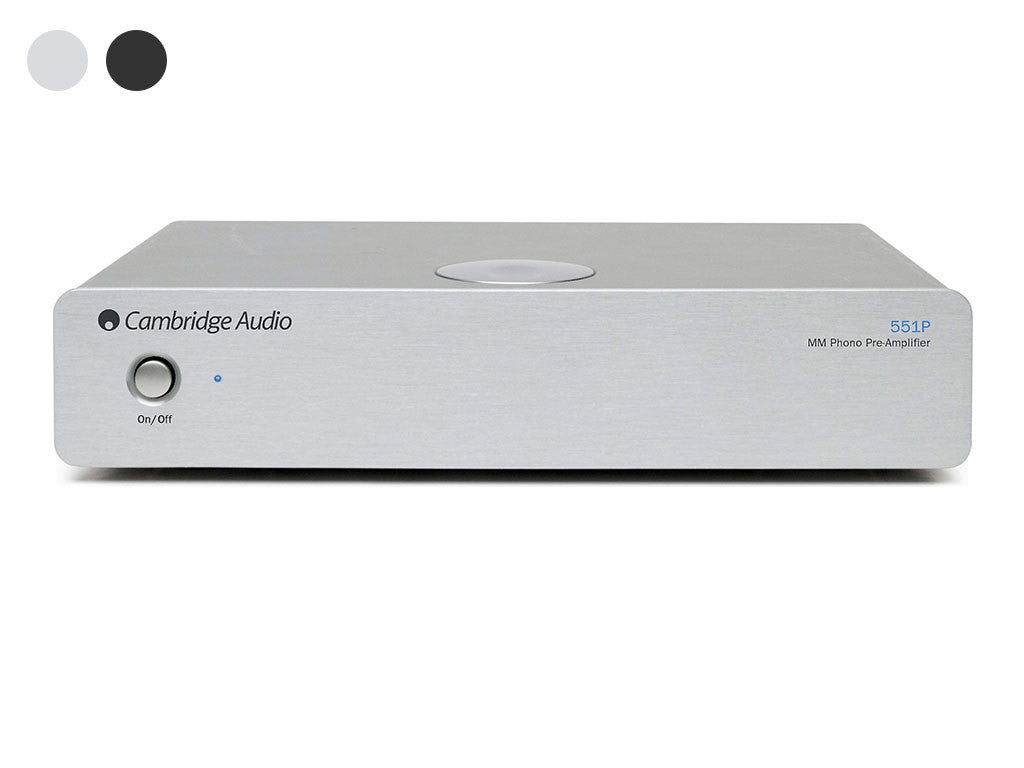 Cambridge Audio Azur 551P : קדם מגבר MM לפטיפון