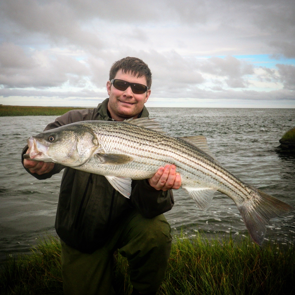 Using Two handed Rods For Striped Bass: By Daniel Wells