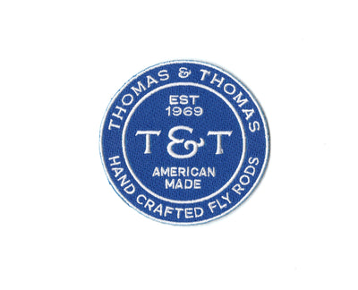 T&T Circle Logo Patch