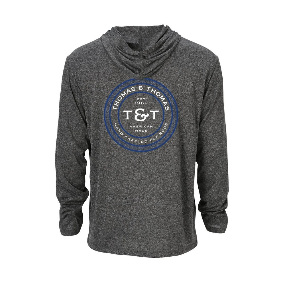 T&T Sun Hoody-Heather Gray