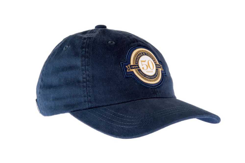 Thomas and Thomas 50th Anniversary Classic Cap