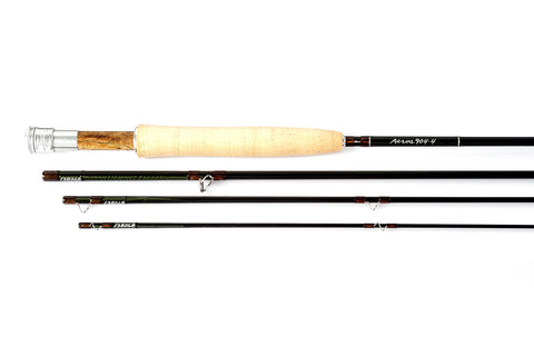 Thomas & Thomas Aeros fly fishing rod. Perfect for trout fishing and dry fly presentations.