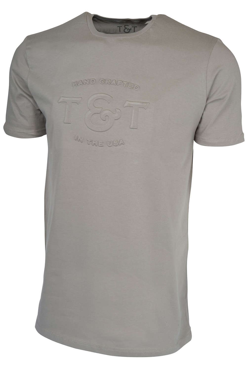Amplified Monogram T&T T-Shirt - Khaki
