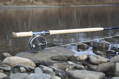 Thomas and Thomas two handed DNA spey fly rod