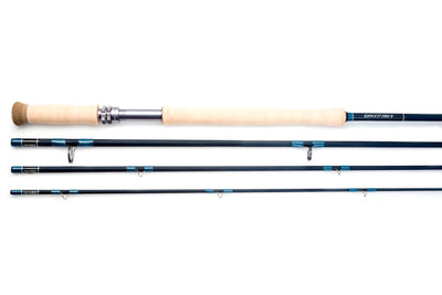 Thomas and Thomas Exocett 4 piece saltwater surf casting rod.
