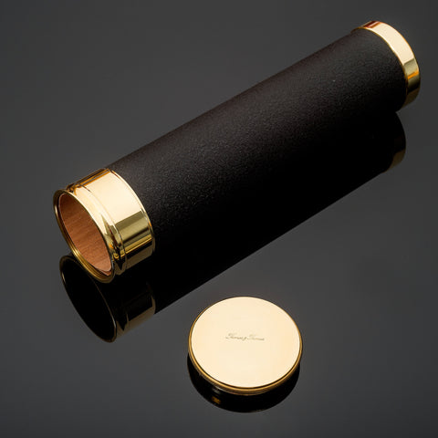 Thomas and Thomas custom cigar humidor. Take your favorite cigars with you on every fishing adventure.