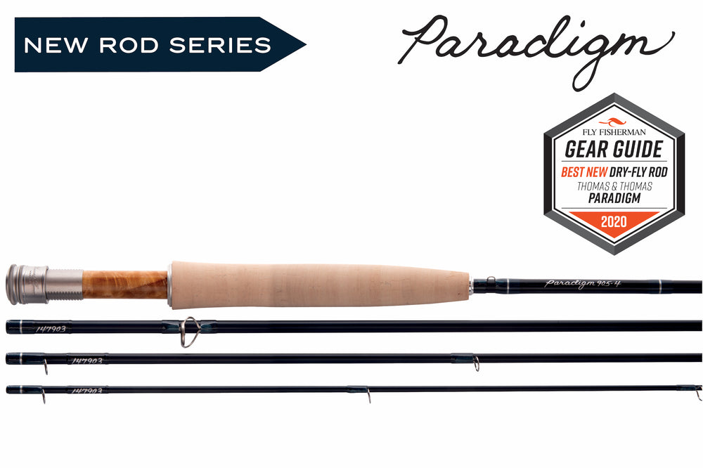New Rod Series: Paradigm
