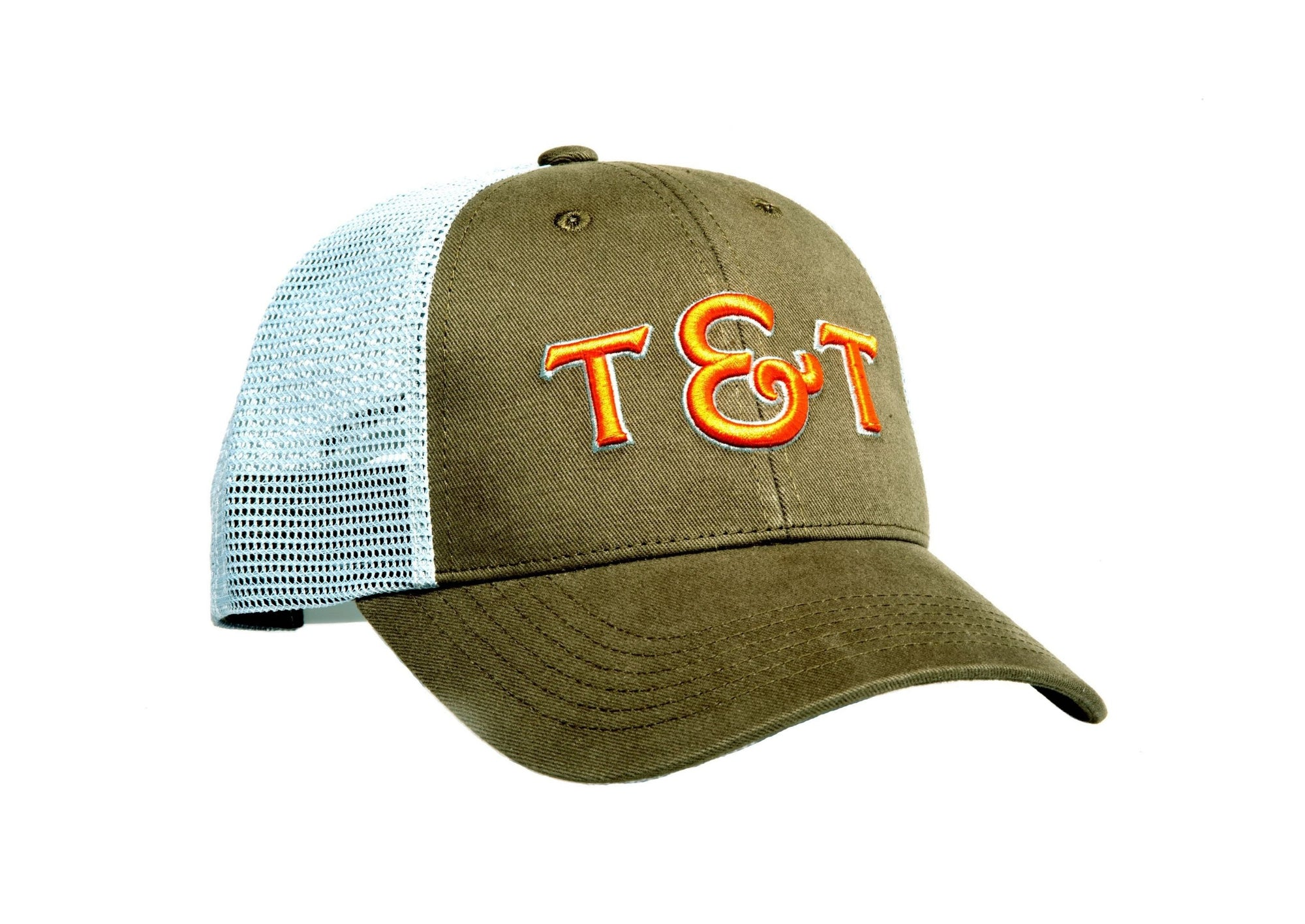 Rifle Green Trucker Cap