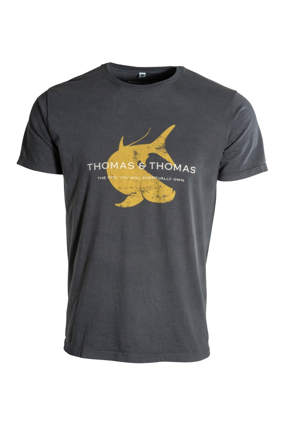 Thomas and Thomas saltwater tarpon tee shirt.