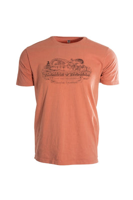 Thomas and Thomas vintage short sleeve tee
