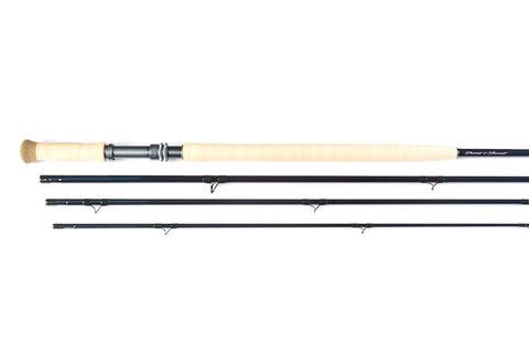 4 piece Thomas and Thomas DNA spey rod.