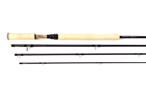 Thomas and Thomas 4 piece switch fly rod.