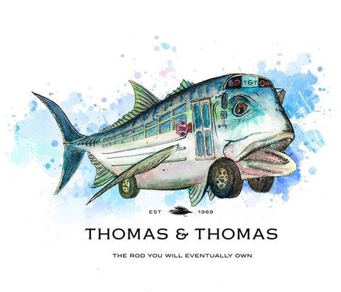 Sticker - GT BUS