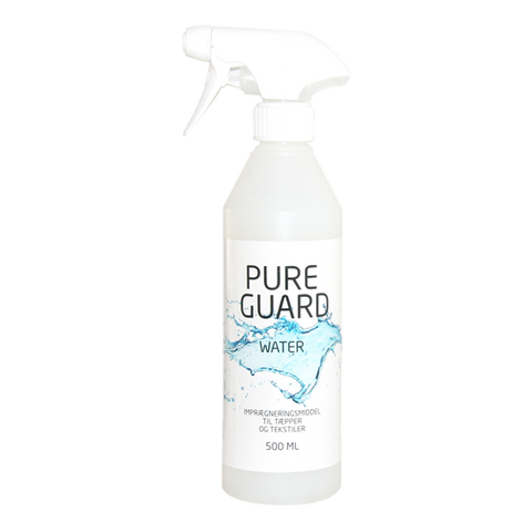 Pure Guard - Vandbaseret Imprægnering 500 ml
