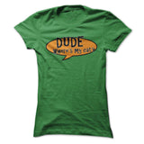 Dude Where's My Cat T-Shirt