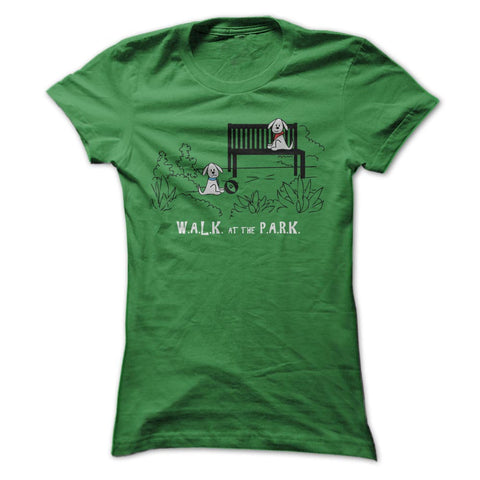 W.A.L.K. at the P.A.R.K. T-Shirt