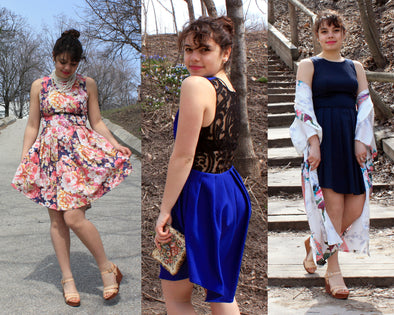 Styling the Kaja Dress for Summer Events
