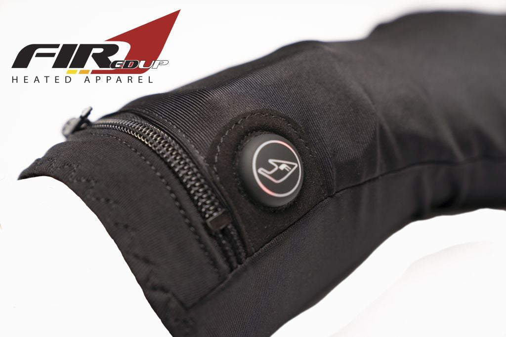 New for 2020 Far Infrared Heated Glove Liners