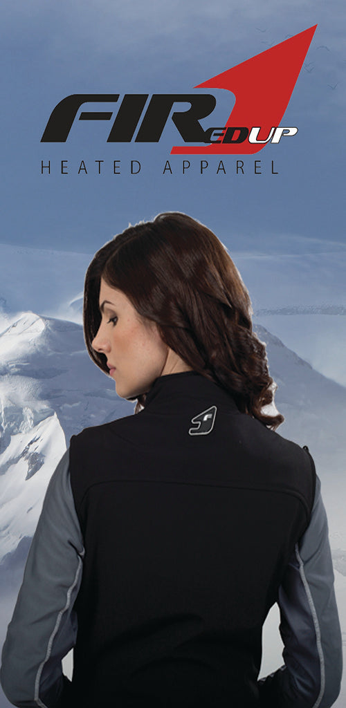 Unisex Infrared Vest Liner with Temperature Control Application