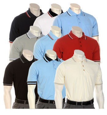 Performance Mesh Umpire Short Sleeve Shirts