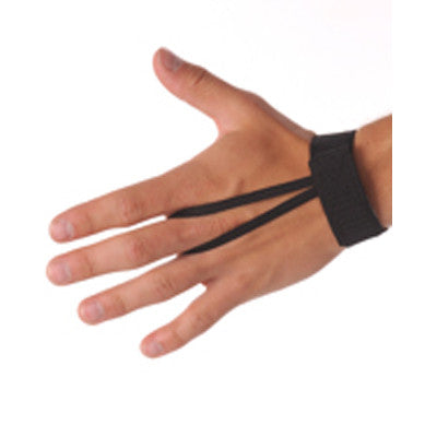 Elastic Wrist Down Indicators - Available in Black, White and NEW PINK-Made in USA