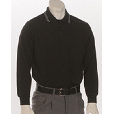 Major League Style Self-Collared Umpire Shirts