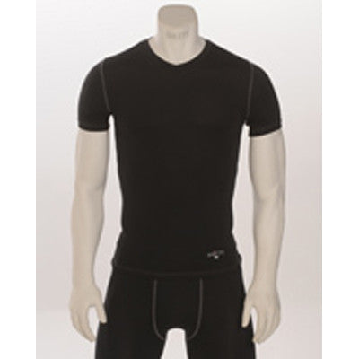 Compression Short Sleeve V-Neck T-Shirt