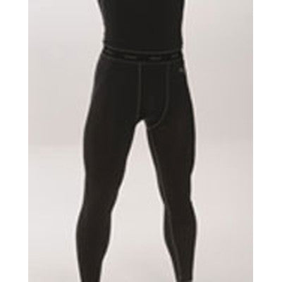 Black Compression Ankle Length Tights