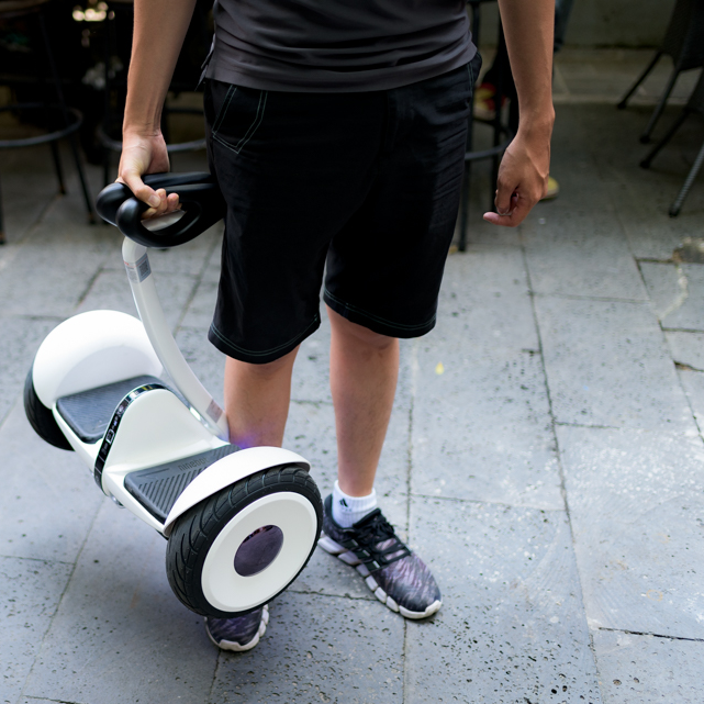 Ninebot obtains the world's first US UL2272 safety certification authorization certificate for self -balancing vehicles