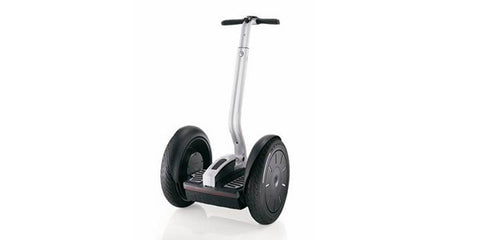 The Segway looked dorky