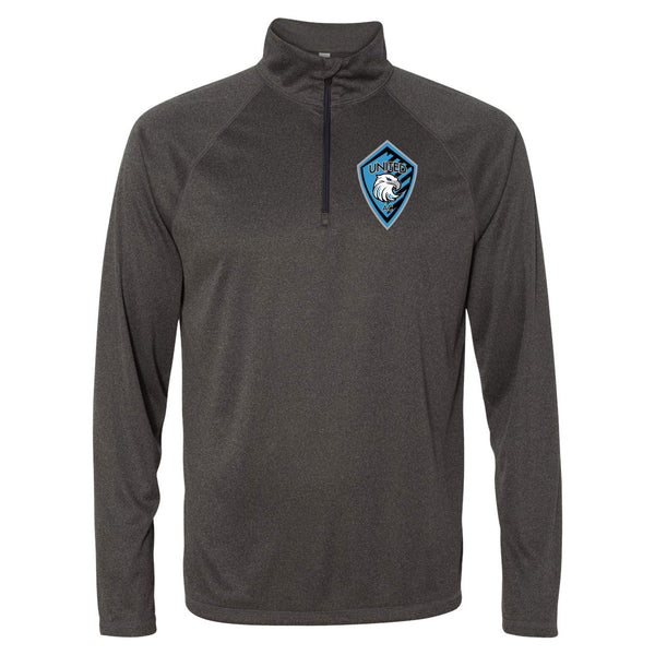 UAC - Team Lightweight 1/4 Zip Pullover