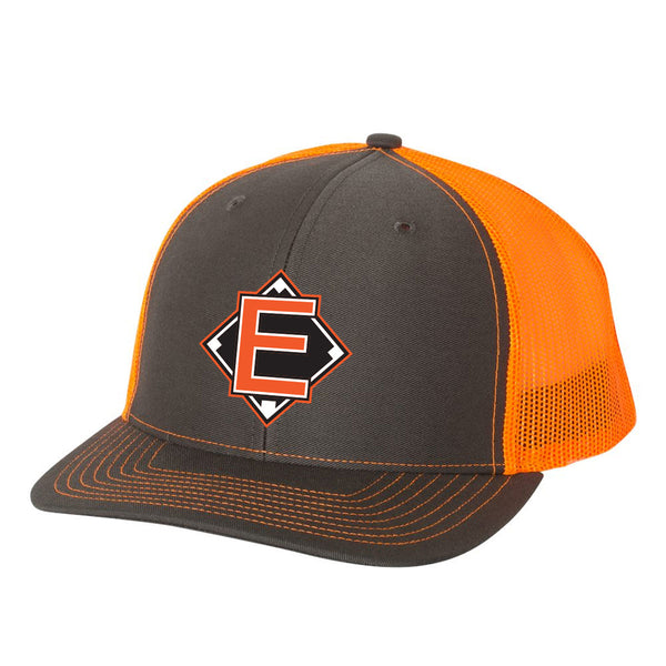 Elite - Richardson Trucker Snapback Hat