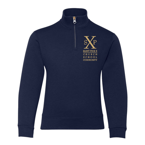SPX Home & School - 1/4 Zip Sweatshirt