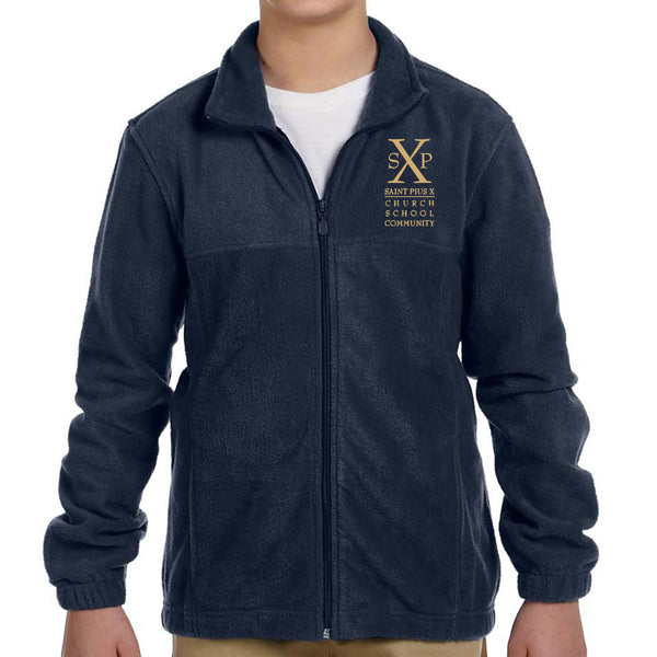 SPX Home & School - Full Zip Fleece Jacket
