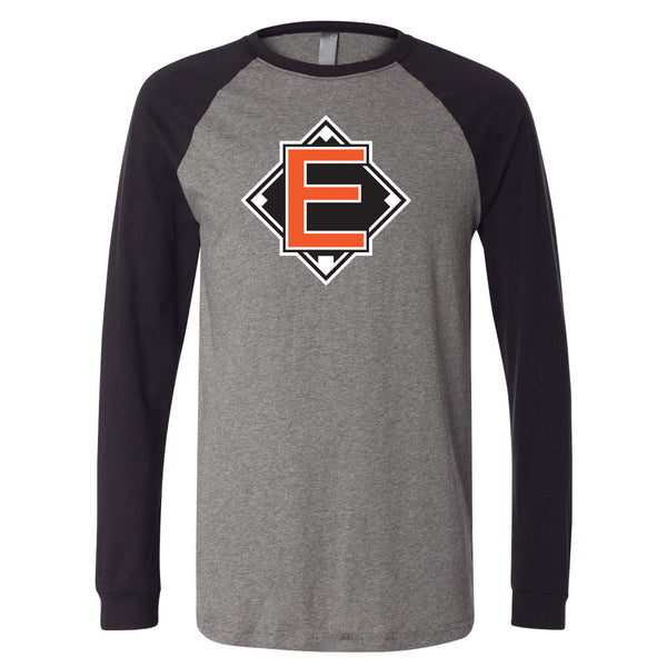 Elite - Long Sleeve Baseball Tee