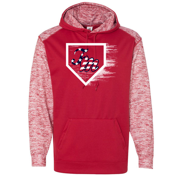 Taylor Made Performance Hooded Sweatshirt