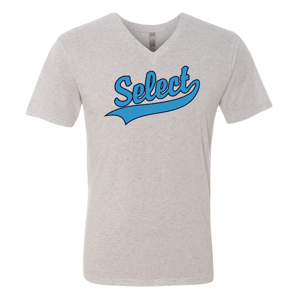 Oklahoma Select Unisex Adult Triblend V-Neck T