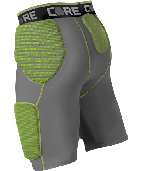 Alleson Athletic Adult 5-Pad Integrated Football Girdle