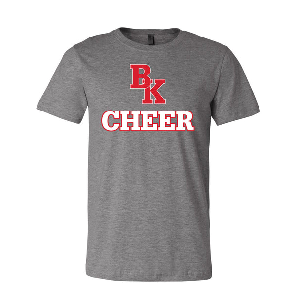 Bishop Kelley Cheer 2018-19 Crew Neck T-Shirt